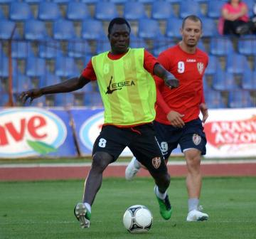 Exclusive - Nurudeen Orelesi: FC Kryvbas Offered Me A Two - Year Contract