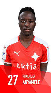 Official : Finland Youth International Of Nigerian Descent Anyamele Extends HIFK Contract