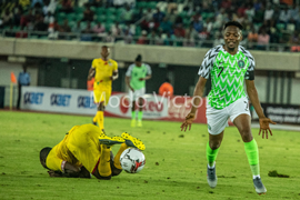 AFCONQ: Musa On Starting On The Bench Against Benin; Rohr Shares Advice From Substantive Captain