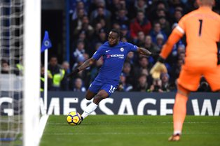 Chelsea 0 Leicester 0: Moses & Ndidi Star, Conte's Attempt To Break Mourinho's Record Fails