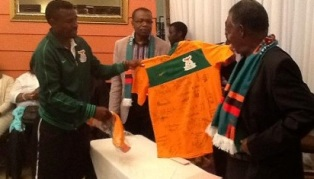 Chipolopolo Players To Get US$90,000 Each If They Win Afcon