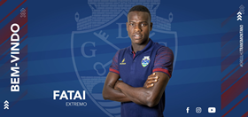 Official : Pacos de Ferreira's Fatai Moves To  G.D. Chaves On Loan