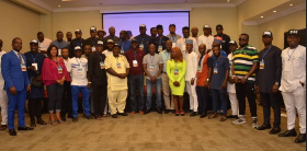 Football Intermediaries Association Of Nigeria Elect Executives, Design Roadmap For Way Forward