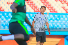 'We Don't Have Stars Like Okocha, Kanu & Amokachi' - Rohr Admits No Marquee Players In Eagles AFCON Squad