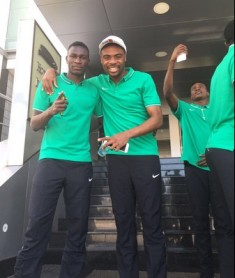 Nathan Oduwa Hoping To Shine For Nigeria At Olympic Games; Refuses To Sign New Spurs Deal
