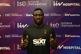 Financial Details Of Etebo's Move To Galatasaray : Player's Wages, Loan Fee, Purchase Option Revealed