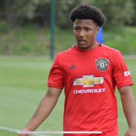 Hoogewerf Scores First Hat-trick For Manchester United Youth Team
