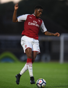 Akpom Continues To Impress In Pre-Season With Another Goal For Arsenal XI