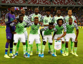 Nigeria Squad Announcement : Rohr Names Seven Uncapped Players; Iwobi, Ndidi, Iheanacho, Aina All In