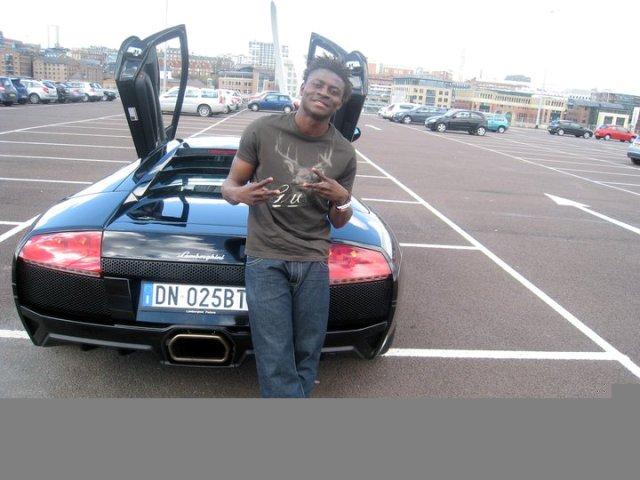 Obafemi martins cars