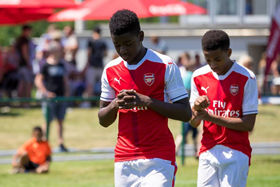 Promising Nigerian Central Midfielder Released By Arsenal