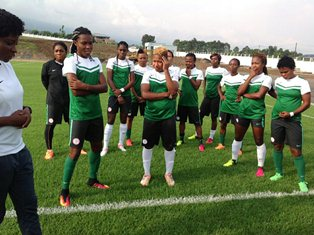 Super Falcons Receive N3.5 Million Donation : Onazi N1M, Omeruo N2M, NFF VP N0.5M