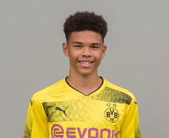 Germany Ahead Of Nigeria In Race For Borussia Dortmund Wonderkid Collins