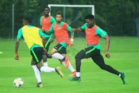 2019 U20 World Cup: NFF Reveal The Four Defenders Likely To Start Against Qatar