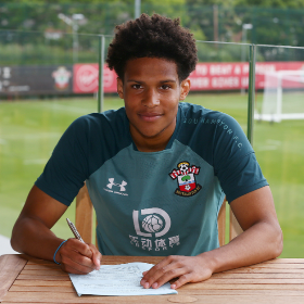 Official : Southampton Confirm Nigerian Defender Has Signed New Two-Year Deal
