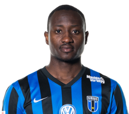 Moses Ogbu Scores, Picks Up Assists In IK Sirius Road Win