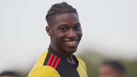 Ex-Eagles Wonderkid Hungbo Nets On Competitive Debut For Watford U23
