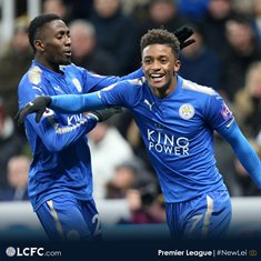 Leicester Coach Blames Red Card For Defeat, Ndidi Available To Face Man Utd Next Weekend