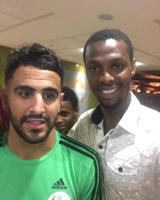 Rohr : Algeria Have One Of The Best African Players Mahrez, Rates Slimani Highly