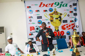Bet9ja Royal Cup Organisers Hail Warri Wolves After NPFL Promotion