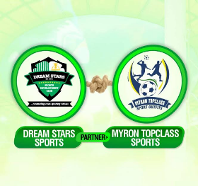 Dream Stars Sports Development Club Engages Myron Topclass Sport Outfits For Representation, Management Roles