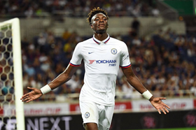 'We Trust In Him' - Chelsea's Abraham Gets Vote Of Confidence From A World Beater