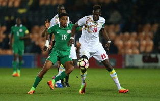 Super Eagles Coach Rohr Begins Monitoring Arsenal Starlet Iwobi