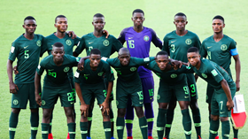 'It Made Me Stronger' - West Ham GK On Playing For Nigeria At U17 World Cup & What Went Wrong