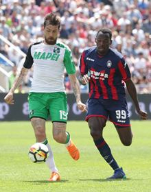 Crotone's Simy, Hearts' Uche, Revs' Anibaba Score To Help Clubs Record 2-1 Wins