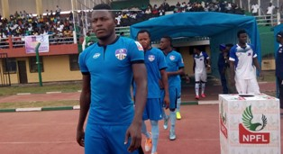 Lobi Stars Grind Out Win Over Mountain of Fire And Miracles