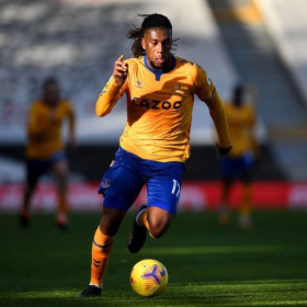 'Iwobi Can't Cross The Ball' – Everton, Super Eagles Fans Reveal Biggest Weakness In RWB's Game :: All Nigeria Soccer