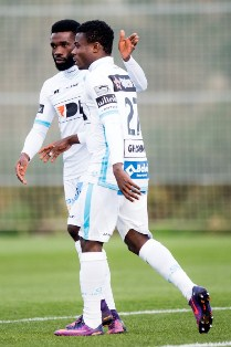 Moses Simon Fires Second-Half Hat-Trick Against Chinese Club, Kalu & Madu On Song Too