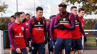 Dominic Solanke Snubs Nigeria, Targets World Cup Spot For England