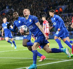 Ndidi Fails To Convert From Close Range As Leicester Champions League Adventure Is Over