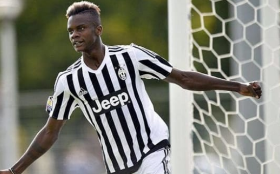 Juventus Nigerian Striker Linked With Move To Portuguese Club Leixoes