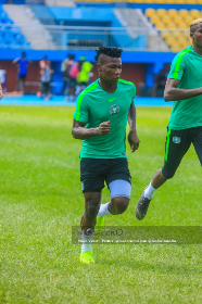 'He Was At The Top Vs Tunisia' - Rohr Insists No Cause For Alarm Over Samuel Kalu's Health Scare