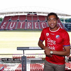 Utrecht New Star Dessers Amazing Stats : Has Contributed To 47 Goals In Last 46 Games
