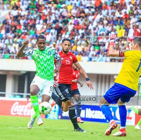 Super Eagles Player Ratings: Ighalo Top Man; Musa Asset; Iwobi Genuine No 10; Aina Shows Offensive Prowess