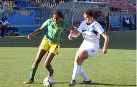 2019 WWC: Jamaica In Pole Position To Beat Nigeria, USA To Highly-Rated Striker Adamolekun