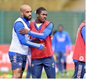 Arsenal manager Arteta promotes five Nigeria-eligible young stars to first-team training