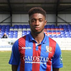 Nigerian Whizkid Scores Acrobatic Goal In Colchester Win Vs Ipswich PDL