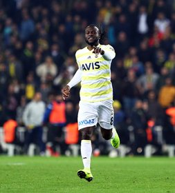 Fenerbahce Coach Considering Moving Victor Moses To Right Wing Position