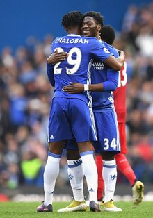 Conte Reckons Chelsea Academy On The Rise, Promises To Promote Young Nigerian Stars Ugbo, Uwakwe
