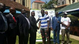 Official : Austine Uzoremeke Signs Two - Year Deal With AFC Leopards