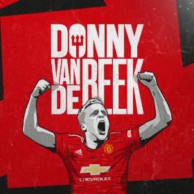 'Get Us Sancho' - Manchester United's Nigerian Fans React To Signing Of Donny van de Beek