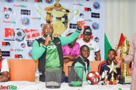 Bet9ja Royal Cup Opener: Texas Academy to Tackle Royal FC