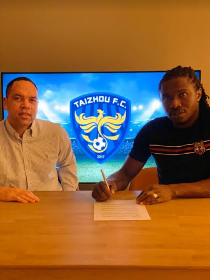 Ole Solskjaer's Former Pupil Chima Inks Two-Year Deal With Chinese Club Taizhou Yuanda