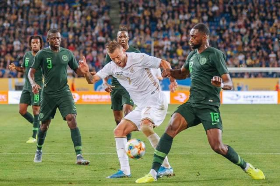 A Game Of Two Halves : Super Eagles Coach Rohr Reacts To Draw Vs Ukraine