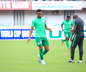 Rohr Names Two Experienced Super Eagles Stars He Won't Call-Up Vs Algeria