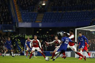 Chelsea 0 Arsenal 0: Moses & Iwobi Outstanding In Attack In London Derby